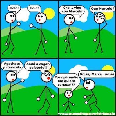El Chiste De Marcelo Marcelo